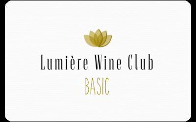 Lumière Wine Club Basic Card