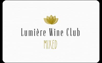 Lumière Wine Club Mixed Card