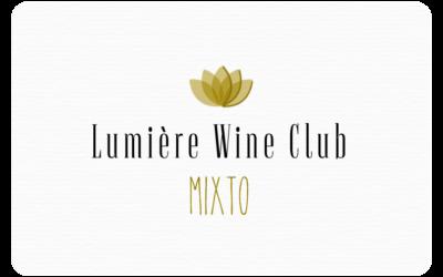 Carnet de Lumière Wine Club Mixto