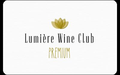 Lumière Wine Club Premium Card