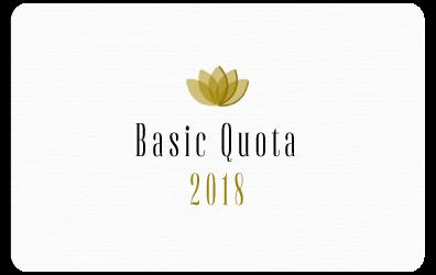 Basic Quota 2018