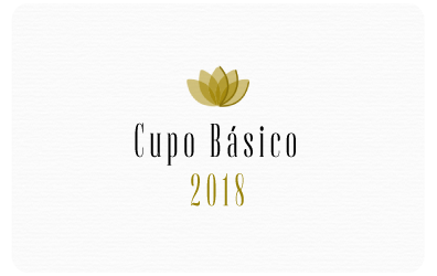 Cupo Básico 2018