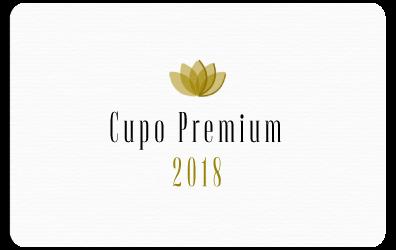 Cupo Premium 2018