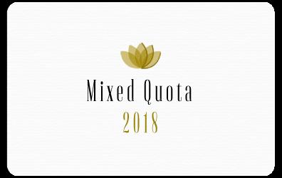 Mixed Quota 2018