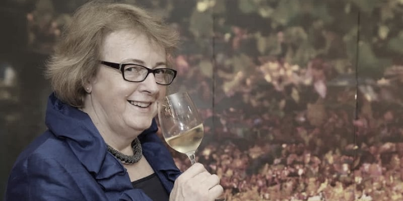Sarah Jeans Evans. Master of Wine (Inglaterra)