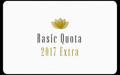Basic Quota 2017 Extra