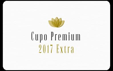 Cupo Premium 2017 Extra