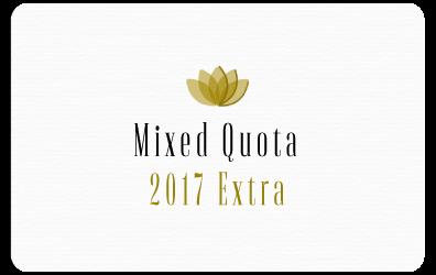 Mixed Quota 2017 Extra