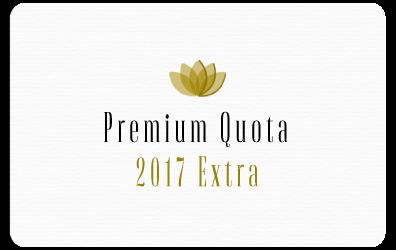 Premium Quota 2017 Extra